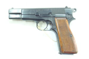 BROWNING MOD.HP 35 CAL.9X21IMI ANNO 1961