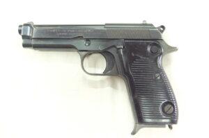 P.BERETTA MOD.1951 CAL.9X21IMI EX POLIZIA 36978