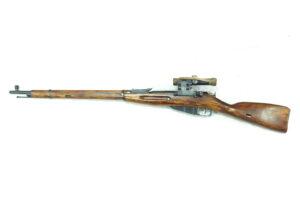 MOSIN NAGANT MOD.91/30 ANNO 1943 SNIPER PU
