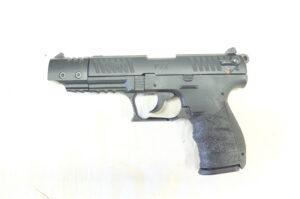WALTHER MOD.P22-Q TARGET CAL.22LR