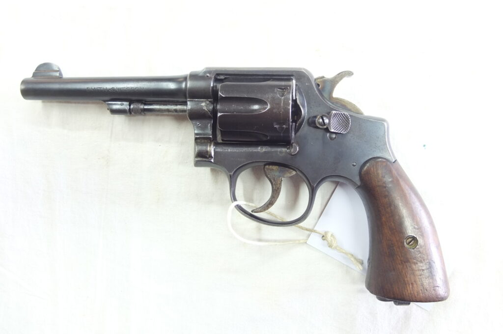 SMITH&WESSON MOD.VICTORY CAL.38S&W