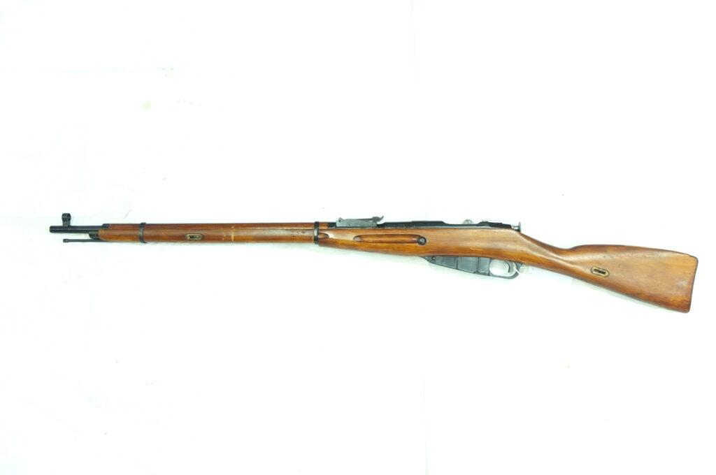 ARS.MIL.RUSSI MOD.91/30 ANNO 1943/49 CAL.7,62X54R