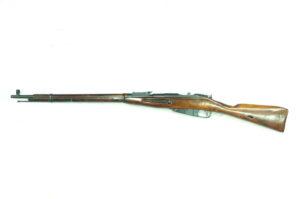 ARS.MIL.RUSSI MOD.91/30 ANNO 1942 CAL.7,62X54R