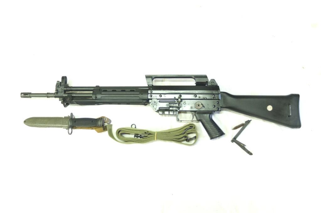 P.BERETTA MOD.AR70/90 CAL.223REM EX CC