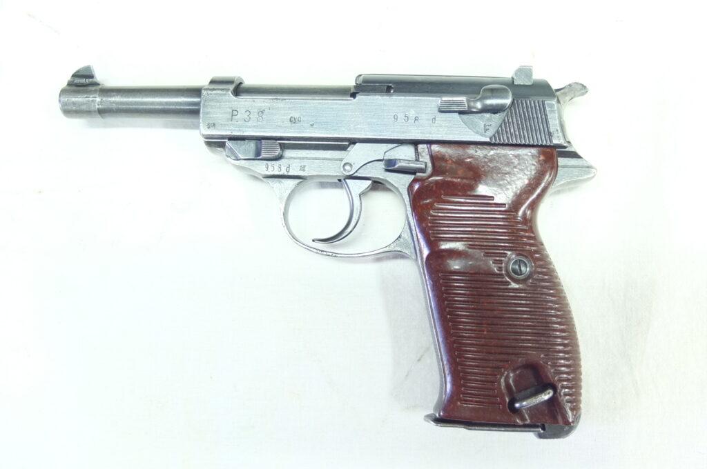 PISTOLA SPREWERKE WALTHER P38 CAL.9X21.