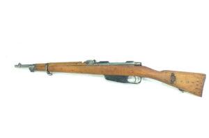 CARCANO MOD.91/28TS ANNO 1933 EX POLIZIA DI STATO MATR.B5457 BERETTA GARDONE