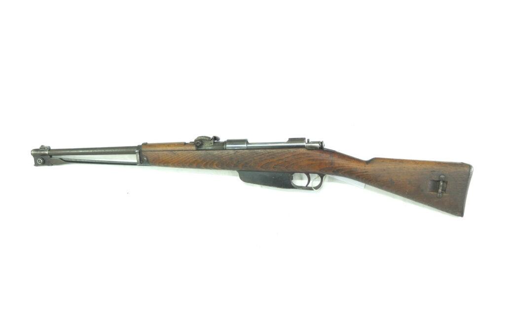 CARCANO MOD.91 ANNO 1935 CAVALLERIA EX POLIZIA DI STATO MATR.A2129 BERETTA GARDONE