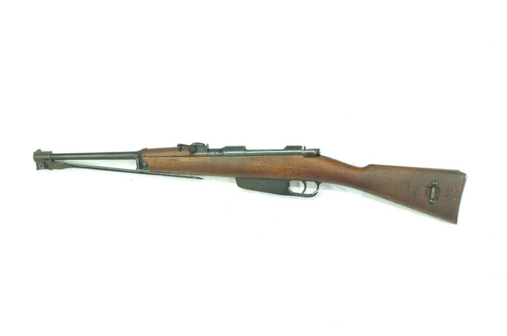 CARCANO MOD.91 ANNO 1940 CAVALLERIA EX POLIZIA DI STATO MATR.XG43 FNA BRESCIA