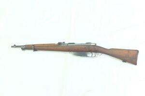 CARCANO MOD.91/28TS ANNO 1939 EX POLIZIA DI STATO MATR.B475 F.N.A BRESCIA